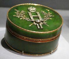 Faberge Imperial Box, Virginia Museum of Fine Arts