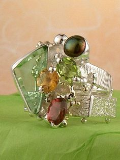 See description of this Unique Handcrafted Jewellery on our Website…