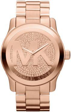 MK5661 - Authorized michael kors watch dealer - Oversized michael kors Runway , michael kors watch, michael kors watches