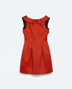 ZARA - DONNA - VESTITO GONNA VOLUMINOSA