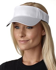 Features      100% cotton twill visor     Vat-dyed true color, garment washed     Three panel     Pre-curved visor     Self-fabric adhesive closure     Black absorbent terry cloth sweatband     Black under visor reduces glare