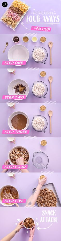 transform your favorite combo of chocolate and peanut butter into one easy snack recipe check