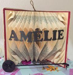 Book Folding AMÈLIE