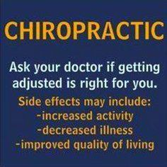 Chiropractic side effects Raya Clinic- Chiropractic, Nutrition, Acupuncture, Spinal Decompression and more 860.621.2225
