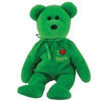 d26b41df42c TY Beanie Baby - BOSTON the Bear (I Love Boston - Show Exclusive)
