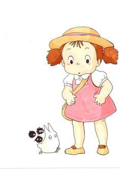 My Neighbor Totoro ♡ mei