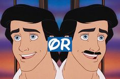 Can You Spot The Real Disney Prince From The Fake?   It was a lot harder than I thought it'd be.