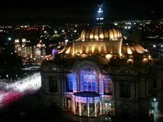 Palacio de Bellas Artes México