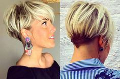 Short Hairstyles For 2017 - Gallery