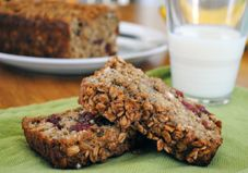 This healthier oatmeal banana bread is the perfect solution for those overripe bananas looking sad in the corner. Plus, the batter's ready to bake-up in less than 20 minutes!