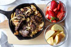 Jak usmażyć wątróbkę -cenne wskazówki! ⋆ M&M COOKING Beef, Food, Meat, Essen, Meals, Yemek, Eten, Steak