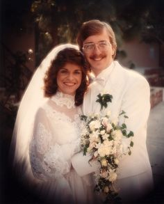 Image result for 1980's wedding