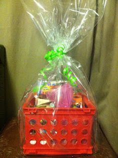 Teacher Gift (1st day of school survival kit)