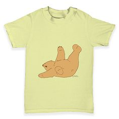 Silly Bear Roll B...  http://twistedenvy.com/products/silly-bear-roll-baby-toddler-t-shirt?utm_campaign=social_autopilot&utm_source=pin&utm_medium=pin   All artwork on Twisted Envy is created by artists from around the world.     #Twistedenvy