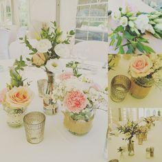Décoration champêtre en pastel pour un mariage estival. Par Déco Ré Majeur - Lyon
