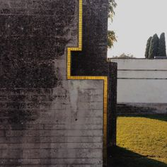 Carlo Scarpa: noble concrete at the Brion cemetery