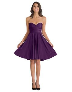 Women's | Bridesmaid Dresses | One Size Sakura Midi Convertible Dress | Hudson's Bay