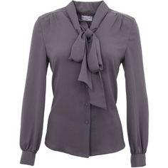 Whistle & Wolf Chiffon blouse