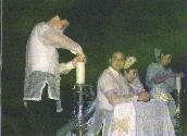 Evangeline - Filippinsk bryllup Wedding Processional Order, Painting, Art, Art Background, Painting Art, Kunst, Paintings, Performing Arts, Painted Canvas