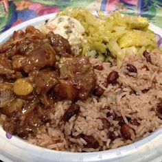 Jamaican Ox Tails and Rice Recipes | Mama Jamaica Cafe Menu - San Diego, Ca - Foodspotting