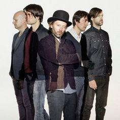 Radiohead by Nadav Kander Thom Yorke, World Press, Photo Awards, National Portrait Gallery, Radiohead, Press Photo, Viral Videos, Cool Bands, Trending Memes