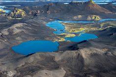 Новости: Завораживающие снимки Исландии с воздуха