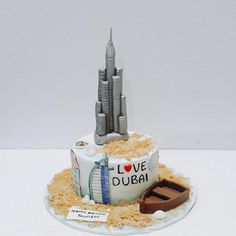 Love Dubai by Urvi Zaveri