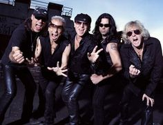 yes, i love the scorpions