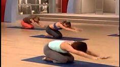 super slimdown pilates yoga blend - YouTube