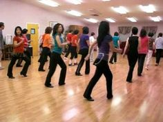 Sway Me Now (Norman Gifford) (Dance & Teach) - YouTube