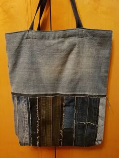 Одноклассники Denim Tote Bags, Denim Ideas, Big Bags, Messenger Bag, Shopping Bag, Little Bag, Reusable Tote Bags, Handbags, Purses