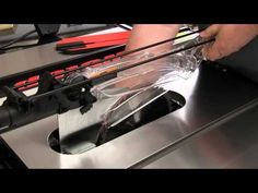 SawStop Professional Cabinet Saw Review - Part 1 - YouTube