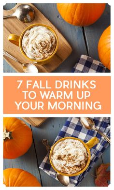 These 7 Fall Drinks to Warm Up Your Morning are perfect for weekends by the fire.