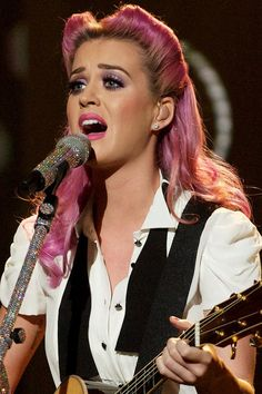 Katy Perry - The One That Got Away, X Factor UK