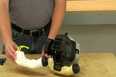 Need to replace the fuel tank on your Ryobi trimmer?
