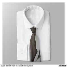 Eight Zero Gents Tie