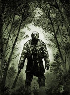 Friday the 13th by Luca Zavattini