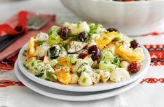 Slimming World fruity pasta salad recipe - goodtoknow   Mobile