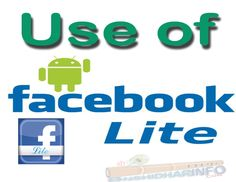 Facebook is the World Popular Social Networking in this time facebook lunched their facebook lite app you can learn Use of Facebook Lite App va original