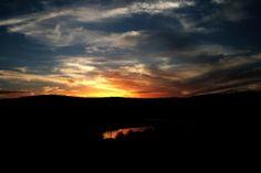 River Sunset Sibuya Game Reserve, South Africa