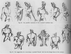 Vintage drafting and draping book - yes the whole book - free pdf download!