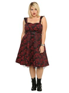 Textured Swing Dress From The Plus Size Fashion munity At