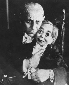 Erich Von Stroheim in The Great Gabbo directed by James Cruze, 1929