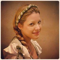 @elishathebest_Non vi pare la ragazza con l'orecchino di perla?! emoji #rinascife2015 #delphiinternational #igersferrara @comunediferrara @igersferrara