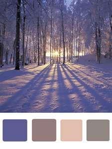 Beautiful winter wedding color palette  For more insipiration visit us at https://facebook.com/theweddingcompanyni or http://www.theweddingcompany.ie