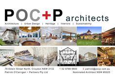 POC+P architects, Building Designers, Croydon, NSW, 2132 - TrueLocal