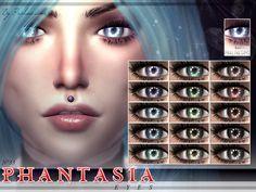 Phantasia Eyes N33 by Pralinesims at TSR via Sims 4 Updates  Check more at http://sims4updates.net/eyes-2/phantasia-eyes-n33-by-pralinesims-at-tsr/
