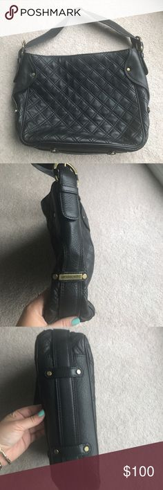 Brand New Black Quilted Michael Kors Shoulder bag Brand New w/o tags Black quilted Michael Kors shoulder bag MICHAEL Michael Kors Bags Shoulder Bags