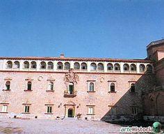 Alonso de Covarrubias. Palacio Arzobispal (Alcalá de Henares, Madrid). 1535 h., Fachada.
