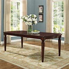 Point South Furnishings Livingston 7 Piece Dining Set   Beige/Brown | House  | Pinterest | Livingston And House